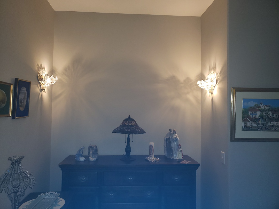 Cary, NC - Installing lights