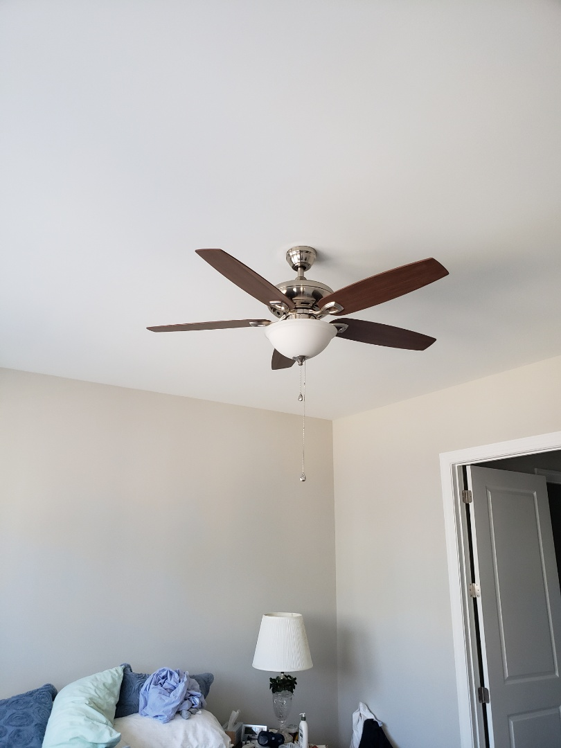 Chapel Hill, NC - Hang ceiling  fans / run cat5 cables