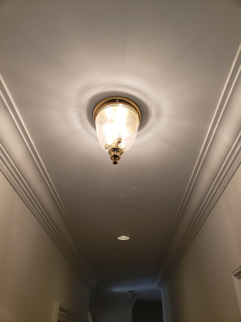 Raleigh, NC - Re install customer supplied light