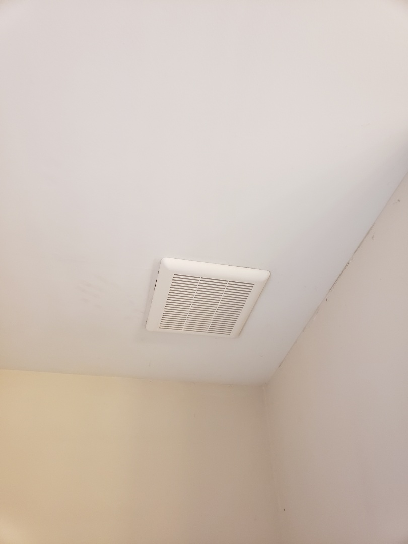 Raleigh, NC - Replace bathroom exhaust fan