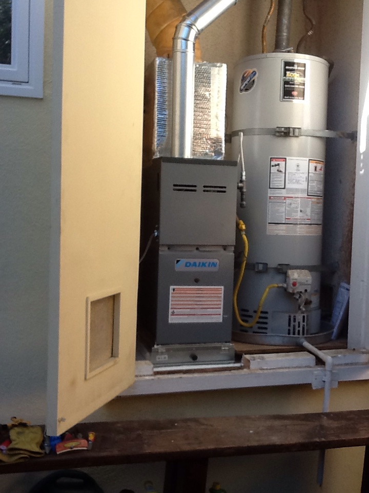 Laguna Beach, CA - FURNACE CHANGE OUT (Heat only)