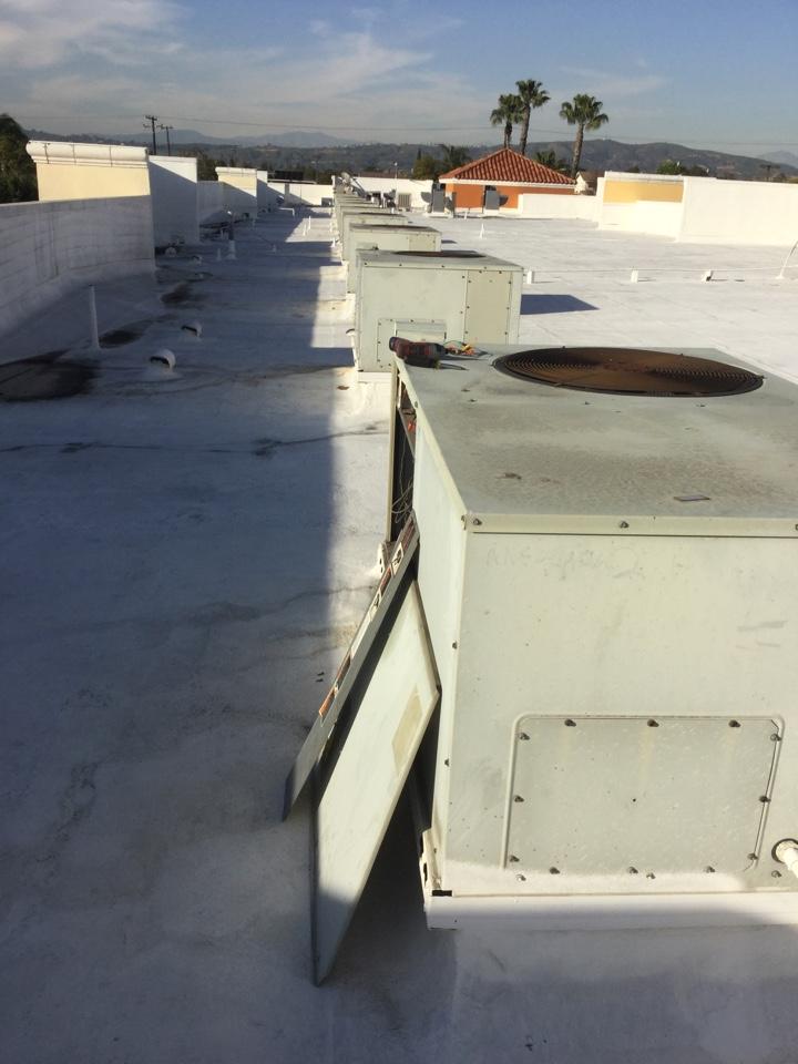 Fullerton, CA - Preventative maintenance