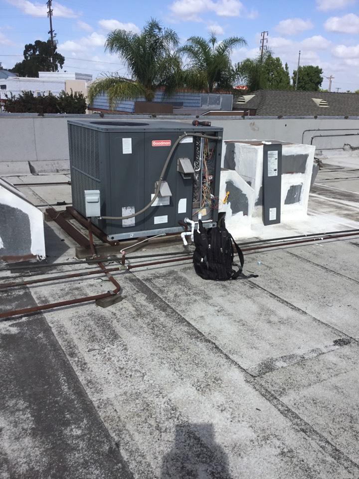 Lakewood, CA - Preventive maintenance