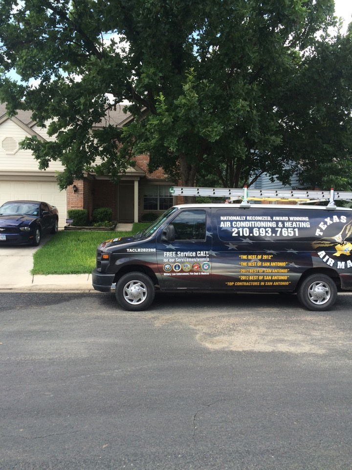 Air Conditioning And Furnace Repair In Converse Tx