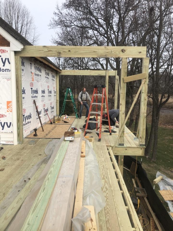 West River, MD - Deck remodel