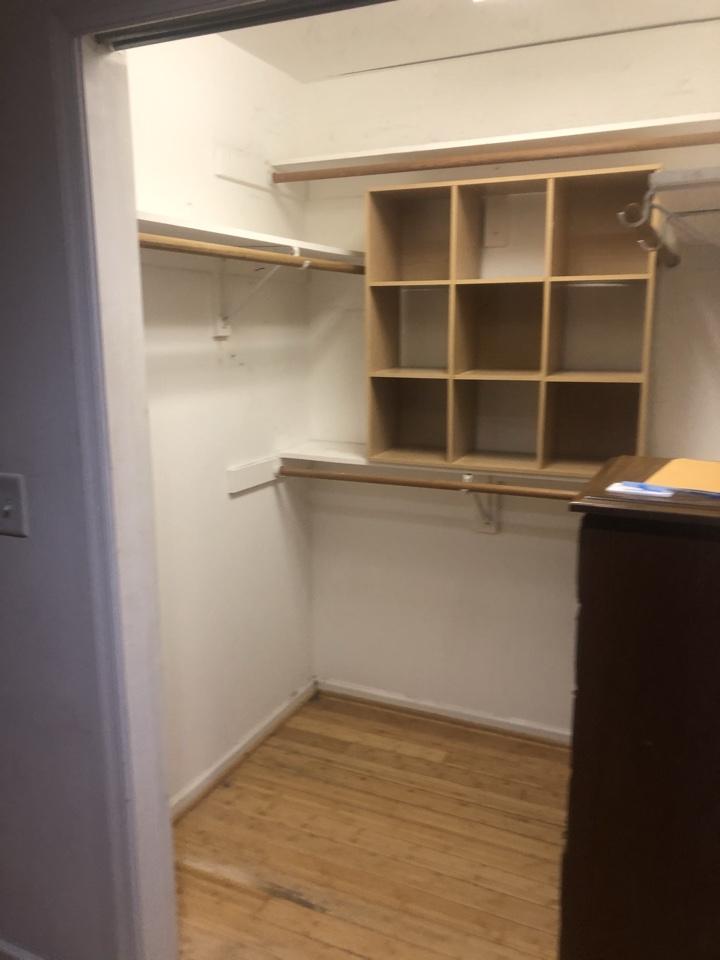 Severn, MD - Master closet remodel