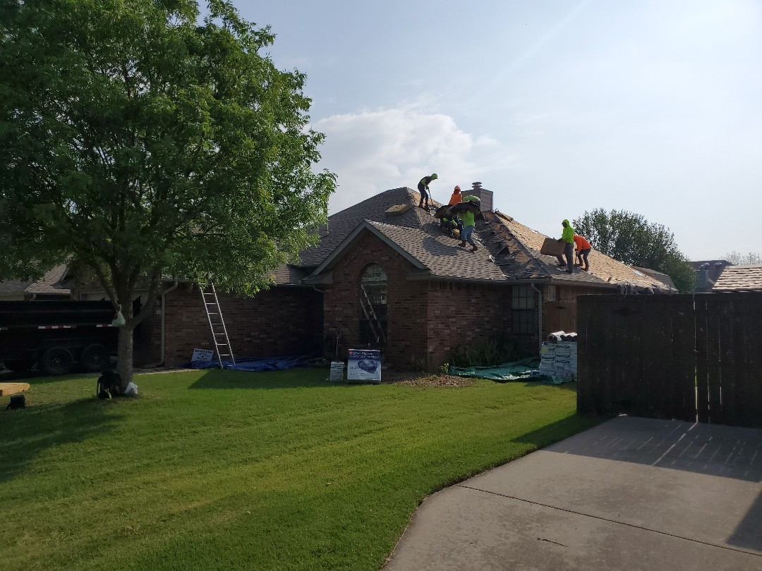 Norman, OK - Starting Roof System Replacement.