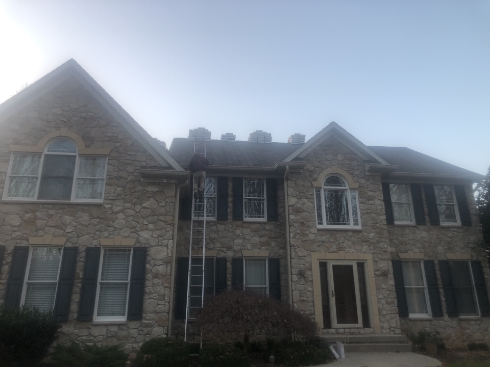 Street, MD - Roof replacement