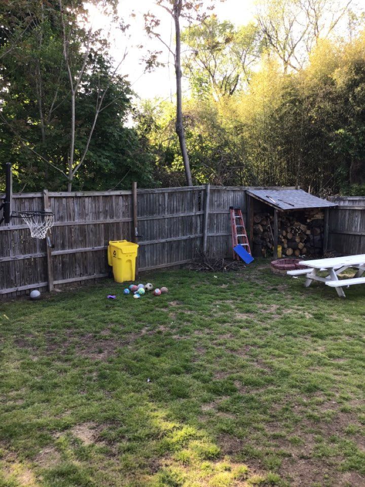 District 3, MD - Looking at a fence job in Pasadena