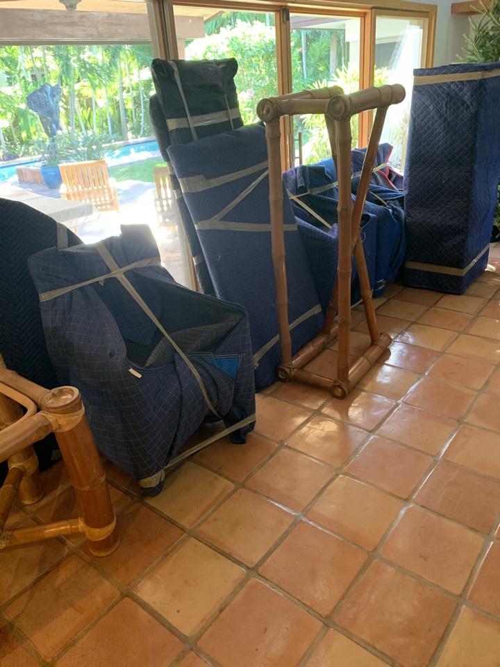 Tamarac, FL - Monday menu. 3 bedrooms in sunflower, Tamarac fl 33321. We wrap every piece of furniture