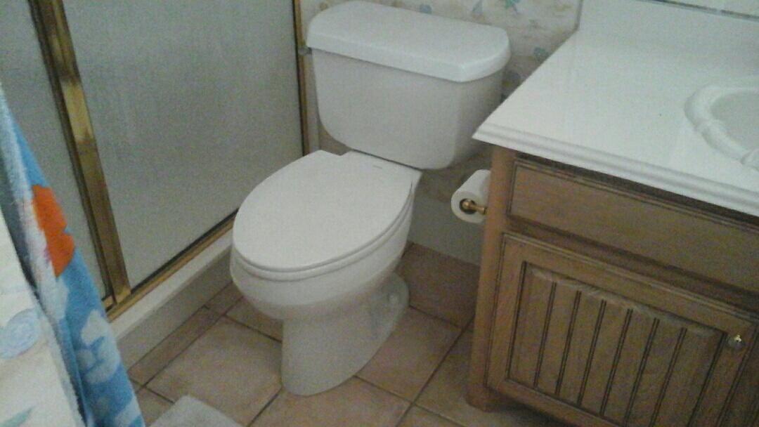 Midlothian, TX - Toilet running