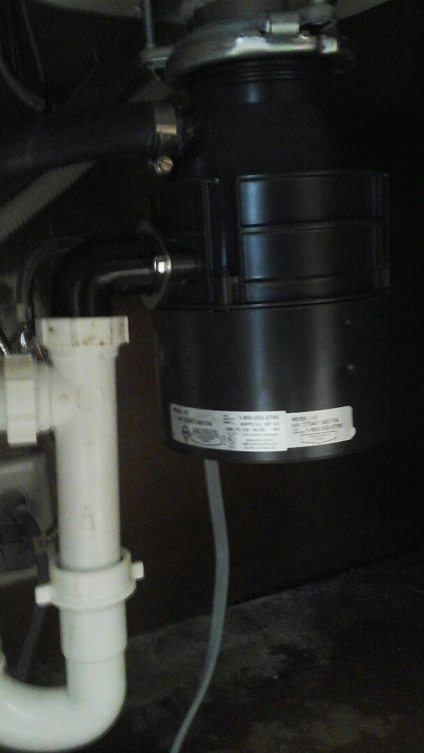 Duncanville, TX - Garbage disposal not working