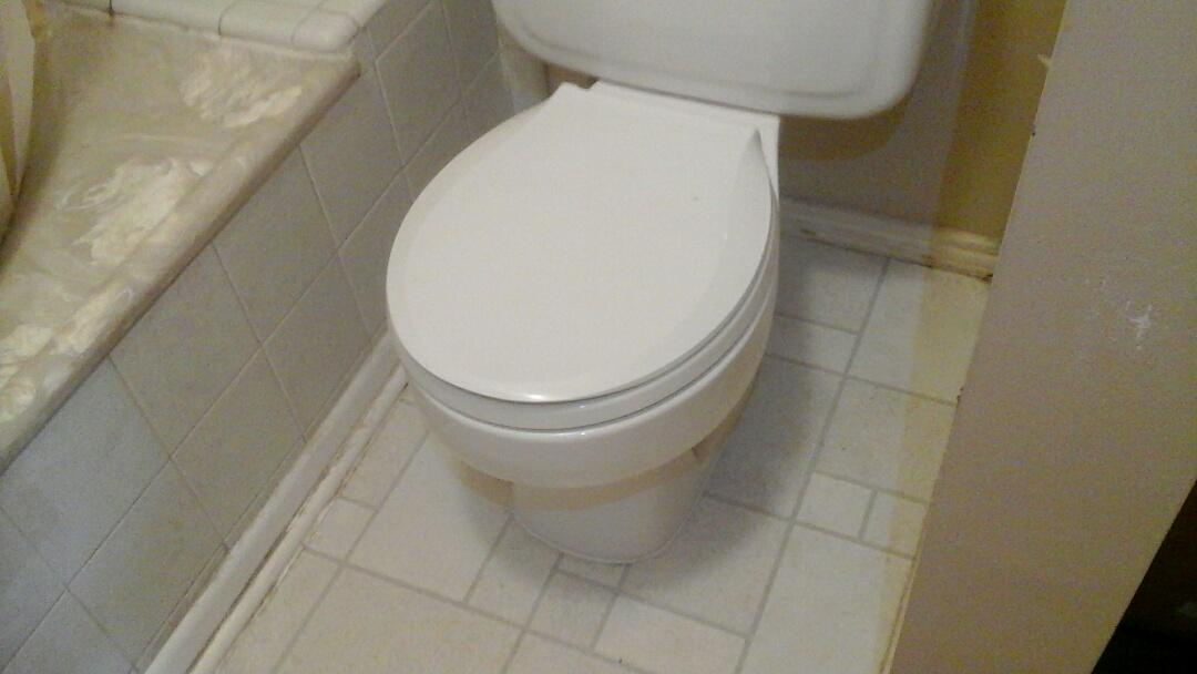 DeSoto, TX - Stopped up toilet