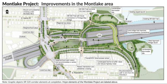 Wsdot Plans Transit Improvements On Sr 520