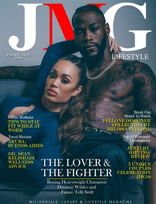 JMG LIFESTYLE FEBRUARY 2019