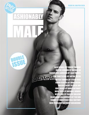 PnVFashionablymale Magazine Issue 04