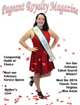 Pageant Royalty Magazine February 2019 Issue