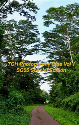 TGH Photography Zine Vol 1: SG55 Special Edition