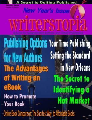 Writerstopia Jan. 2012