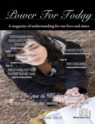 Power For Today Magazine, March/April 2012