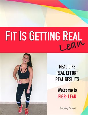 Fit Is Getting Real:LEAN