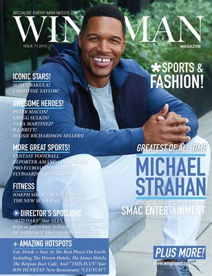 Wingman Magazine Fall 2017