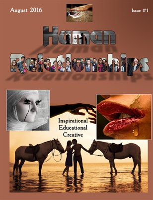 Human Relationships Magazine August 2016 Issue 1
