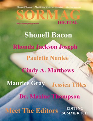 SORMAG SUMMER 2015 - Editing