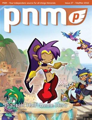 Pure Nintendo Magazine (PNM) Issue 27