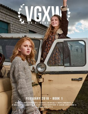 VGXW - February 2018 Book 1 (Cover 02)
