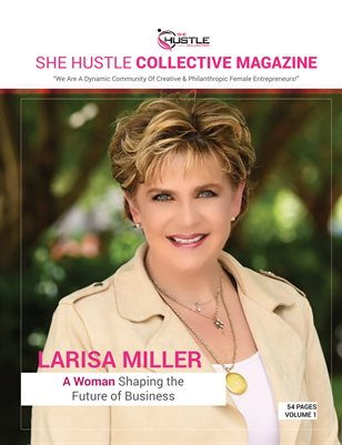 She Hustle Magazine Volume 1