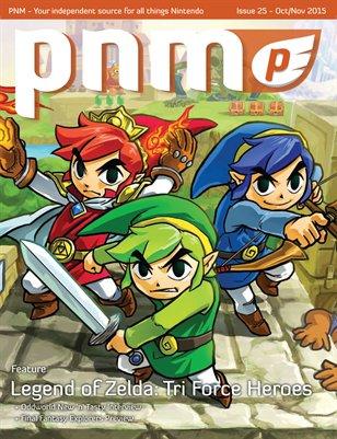 Pure Nintendo Magazine (PNM) Issue 25
