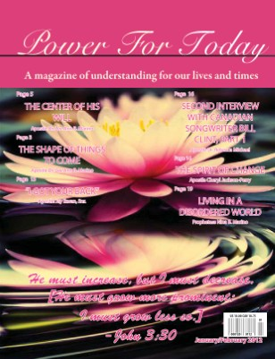 Power For Today Magazine, January/February 2012