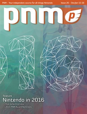 Pure Nintendo Magazine (PNM) Issue 26