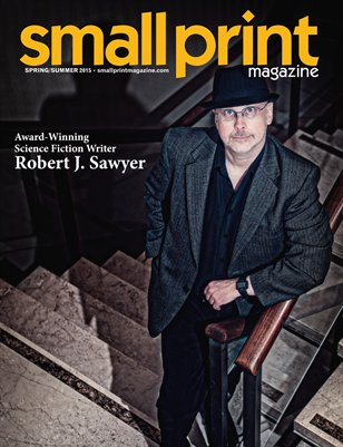 Small Print Magazine Spring/Summer 2015