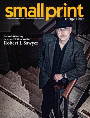 Small Print Magazine Spring/Summer 2015