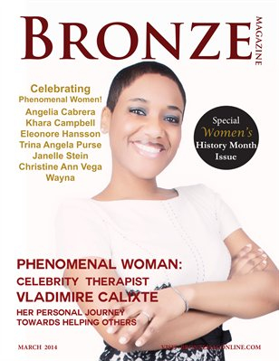 Phenomenal Women Issue 2014