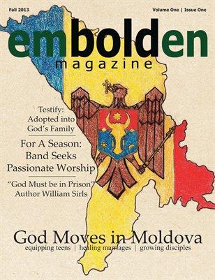 Embolden V. 1 Issue 1