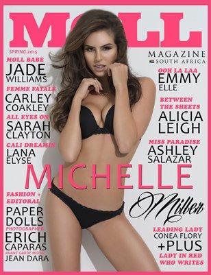 MOLL MAG SA SPRING 2015 ISSUE #01