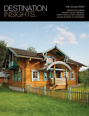 Destination Insights: Russia, The Volga River
