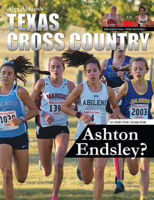 Alex Aldaco's Texas Cross Country Preview Magazine