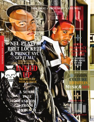 Summer Issue 2012 Swagga Digital Magazine