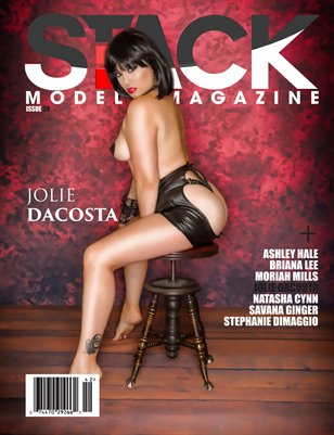 Stack Models Magazine Issue 29 Jolie Dacosta Cover