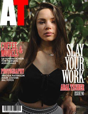 Alwayz Therro - Aral Tasher - Jan 2018 - Issue 90