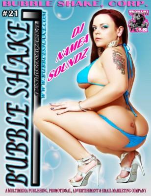 BUBBLE SHAKE MAGAZINE ISSUE #21