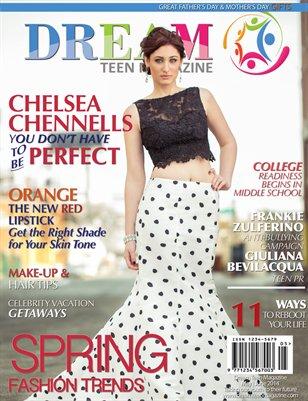 DREAM TEEN Magazine Summer 2015