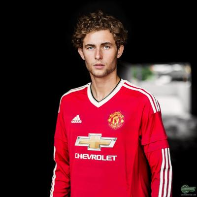 Manchester United & adidas present the new 2015/16 home-shirt