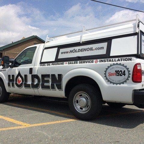 Holden Oil Service Truck