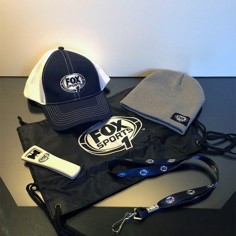 Fox Sports   Promo Items and Apparel
