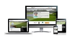 Joe Rocha Golf | Responsive Website Design